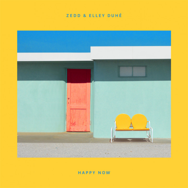 Zedd - Happy Now Cover