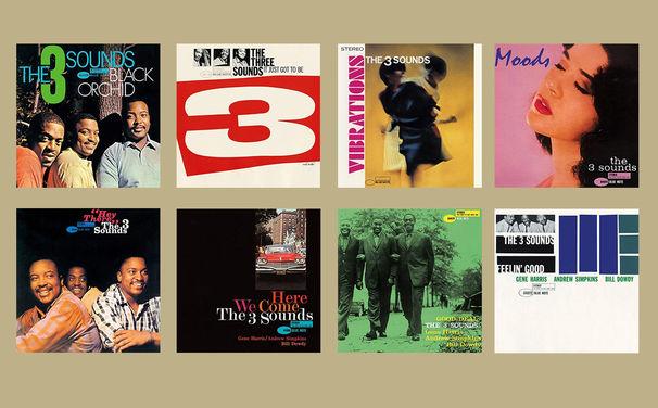 The Three Sounds, Digitale Schatzkammer - The Three Sounds, die stillen Hit-Maker