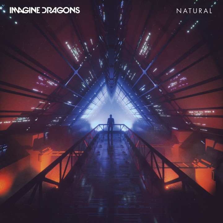 Imagine Dragons - Natural Single Cover - 2018