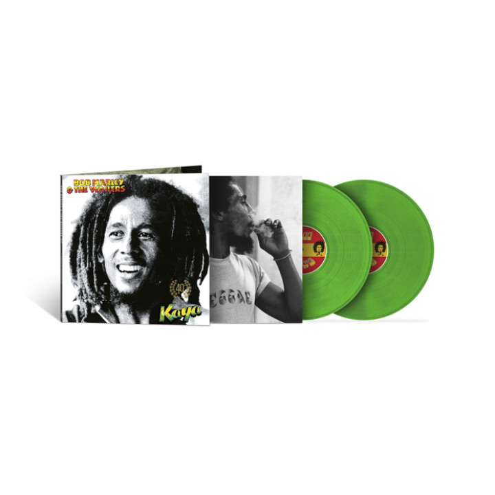 Bob Marley - Kaya 40 LP Packshot