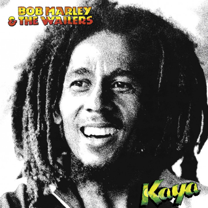 Bob Marley & The Wailers - Kaya 40 Album Cover