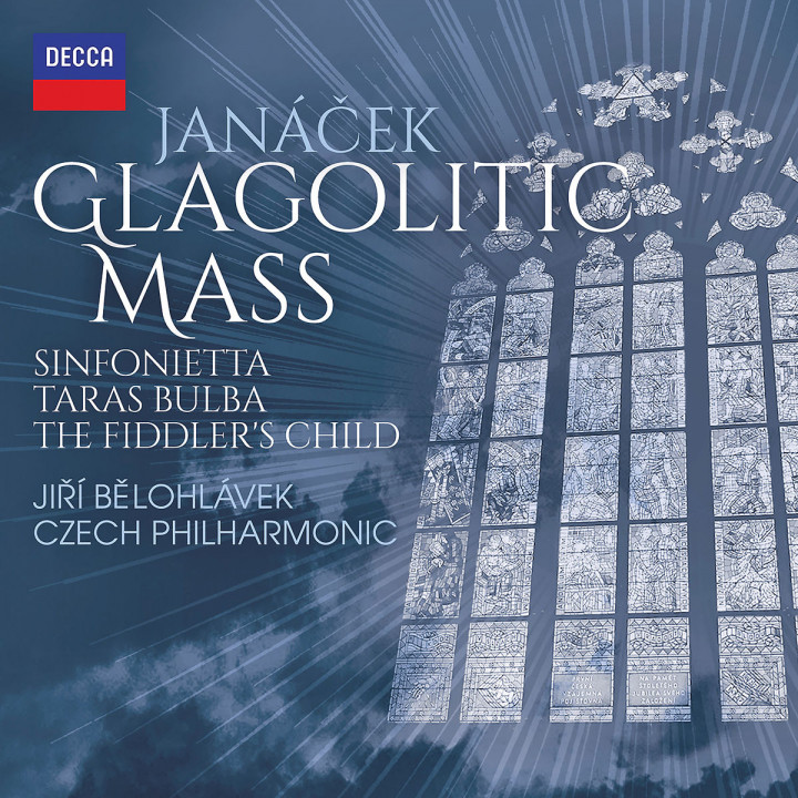 Janácek: Glagolitic Mass; Taras Bulba; Sinfonietta; The Fiddler's Child