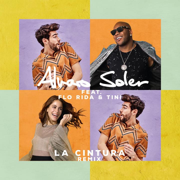 Alvaro Soler - La Cintura Remix - Flo Rida & Tini