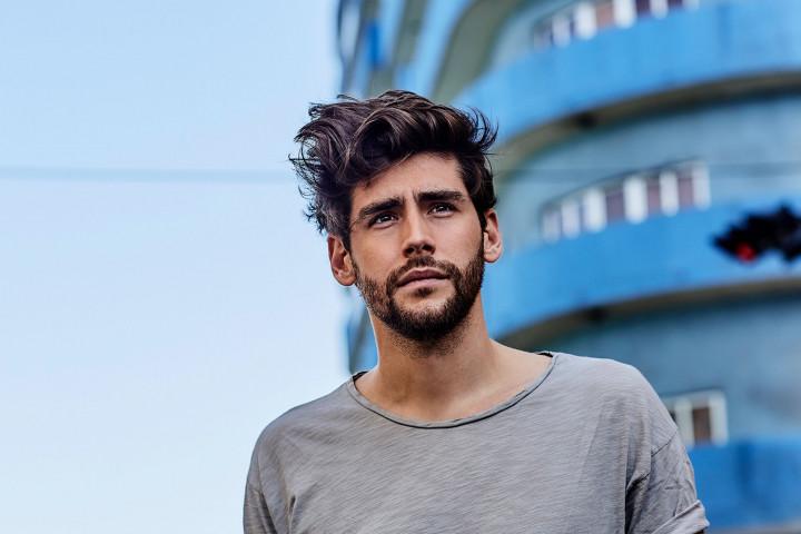 Alvaro Soler - Webgrafik 2018