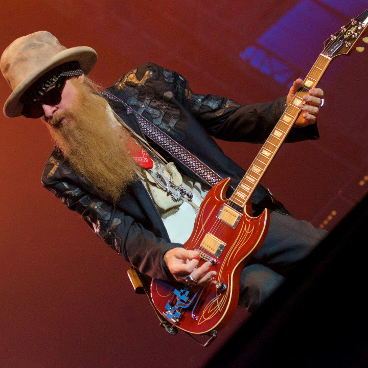 Billy F Gibbons 2018