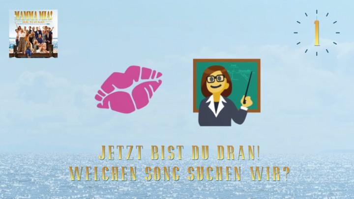 Das Mamma Mia Emoji Quiz
