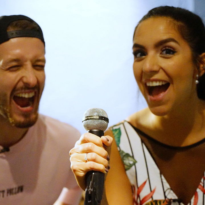 Nilsen und Jess Kika Live