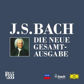 Johann Sebastian Bach, Bach333, 00028947980018