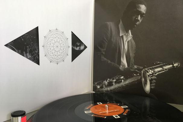 JazzEcho-Plattenteller, Kaum veröffentlicht, schon Rarität - Coltranes Deluxe-LP