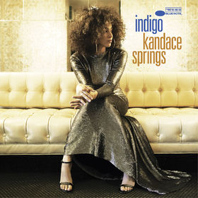 Kandace Springs, Indigo (LP), 00602567218784