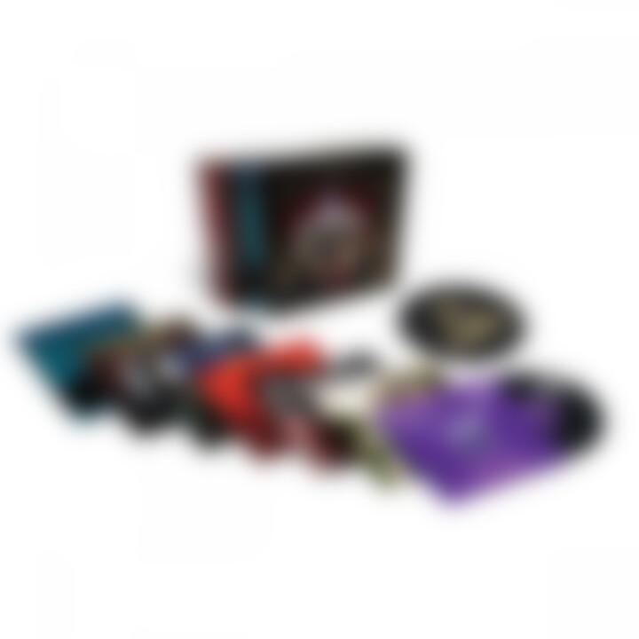 Studio Album Collection (Vinyl Box Ltd. Edt.)