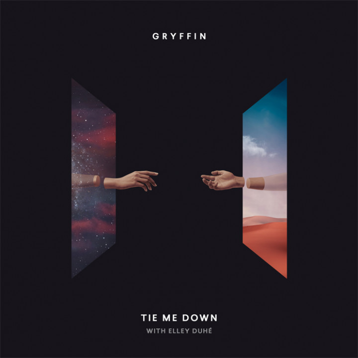 Gryffin feat. Elley Duhe & Bibi Bourelly - Tie Me Down Single Cover