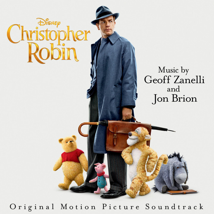 Christopher Robin Soundtrack Cover