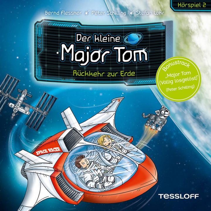 CD Der kleine Major Tomit  Hörspiel 4 Kometengefahr Sonstige Spielzeug-Artikel