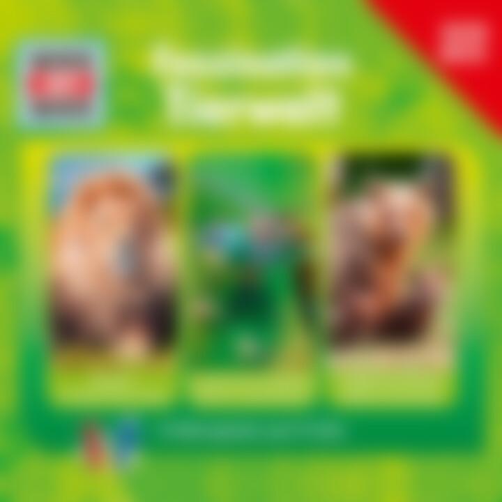 Was Ist Was 3-CD Hörspielbox Vol.7 - Tierwelt