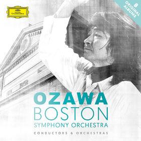 Seiji Ozawa, Seiji Ozawa & Boston Symphony Orchestra, 00028948354962