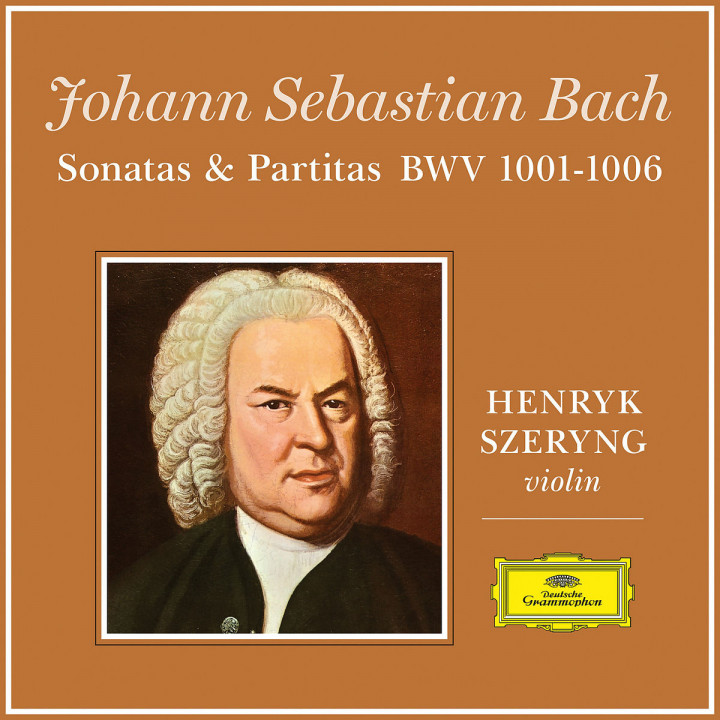 J.S. Bach: 6 Sonatas and Partitas for Violin Solo