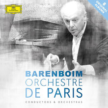 Daniel Barenboim, Daniel Barenboim & Orchestre de Paris, 00028948354948