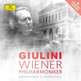 Conductors & Orchestras, Carlo Maria Giulini & Wiener Philharmoniker, 00028948354924