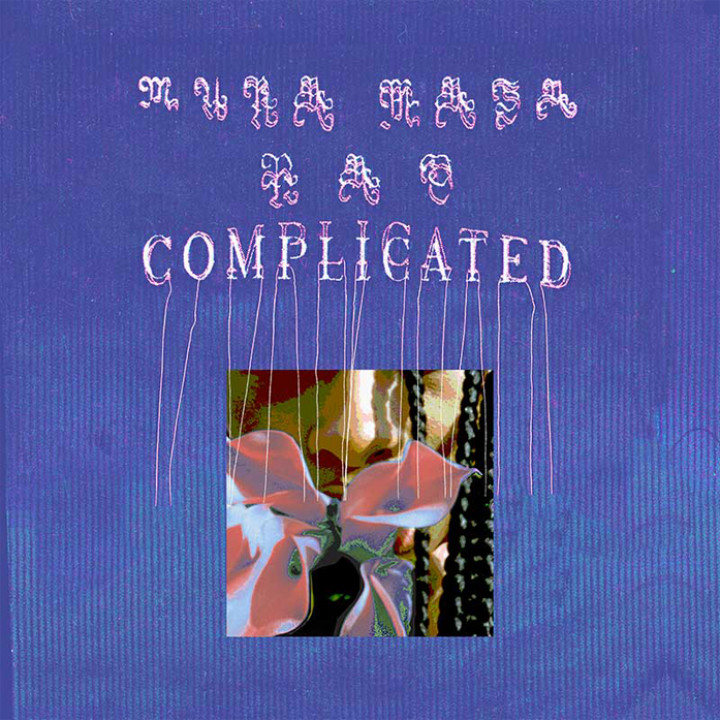 Mura Masa feat. Nao - Complicated Single Cover