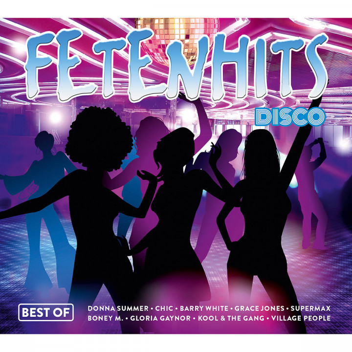 Fetenhits - Disco (Best Of)