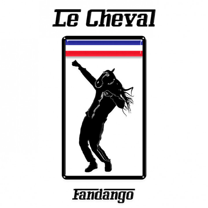 Le Cheval - Fandango Single Cover