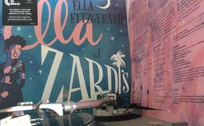 JazzEcho-Plattenteller, Großer Moment im Nachtclub – Ella At Zardi's auf LP