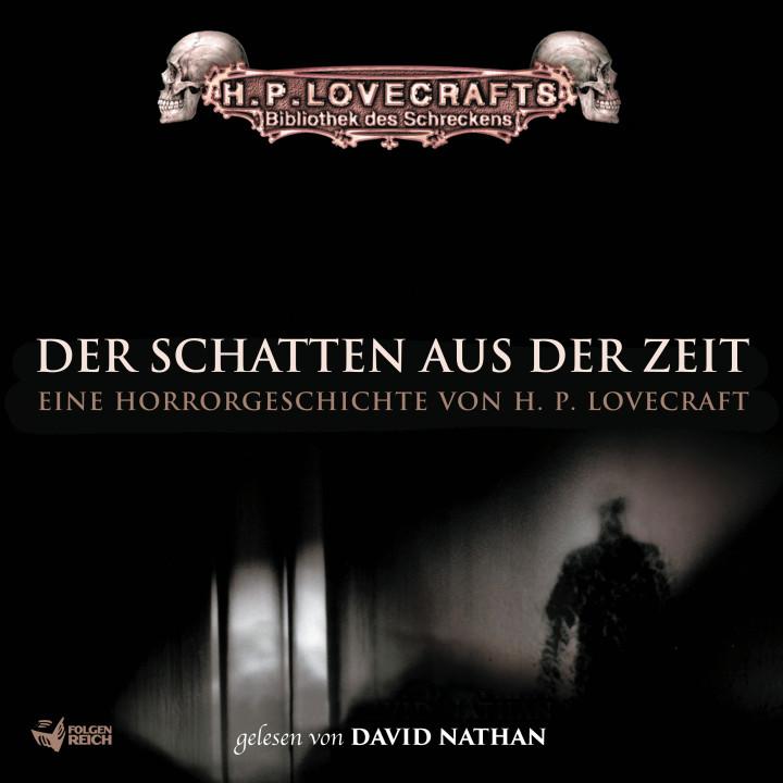 Lovecraft Schatten aus der Zeit Cover