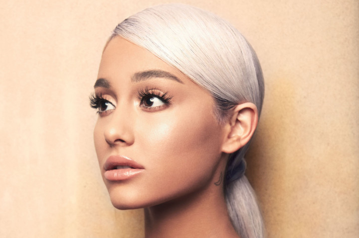 Ariana Grande Sweetener Cover Upside Down