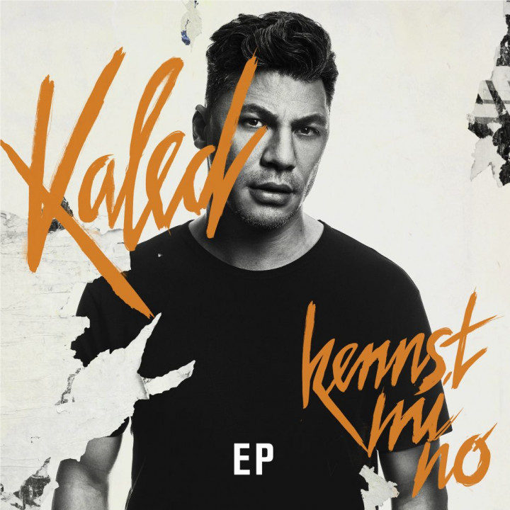 Kaled - Kennst Mi No EP Cover 2018
