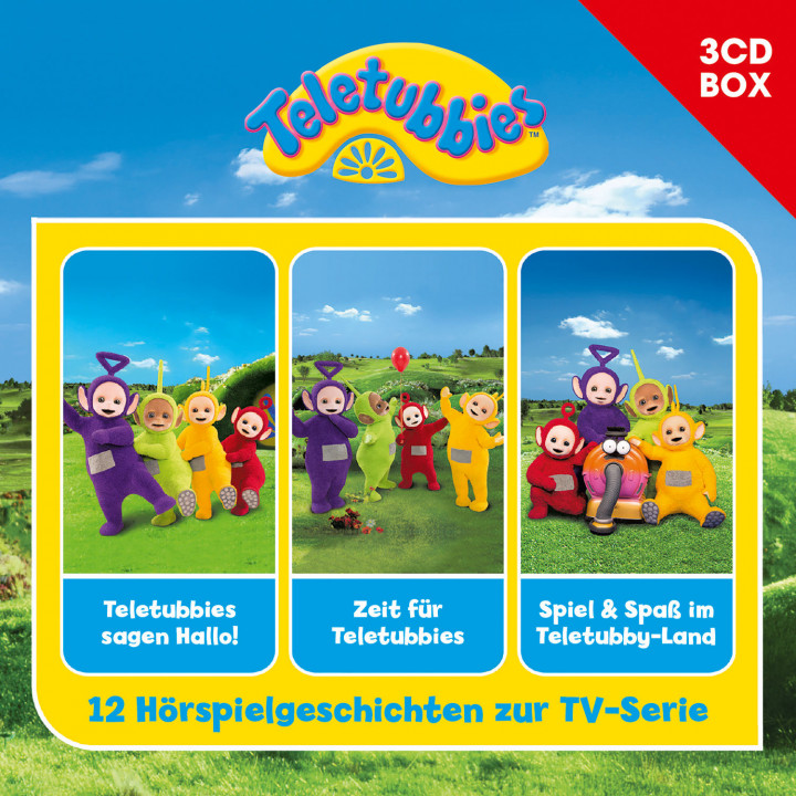 Teletubbies Box Cover