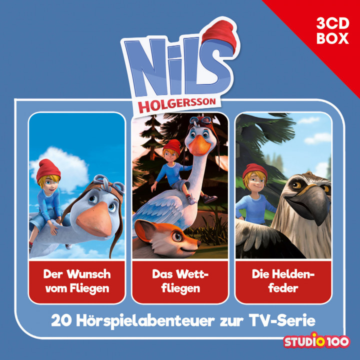Nils Box Cover