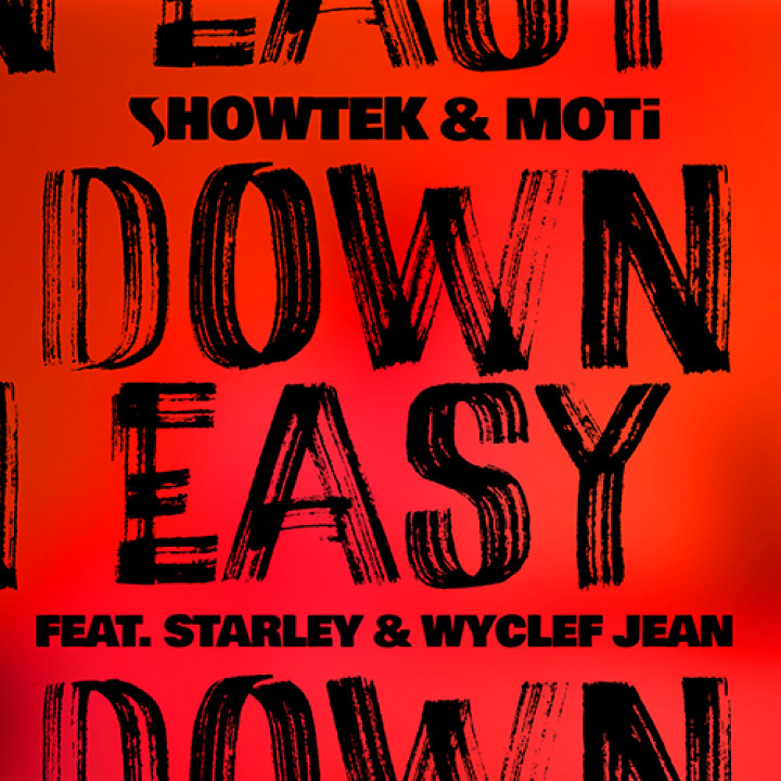 Showtek Down Easy Cover