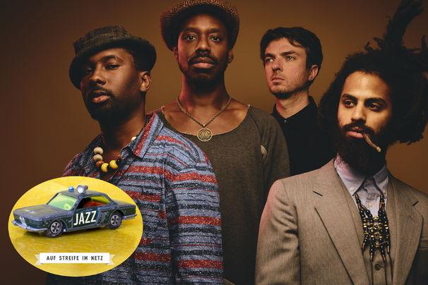 Auf Streife im Netz, Im Aufwind - junge Briten streamen Jazz