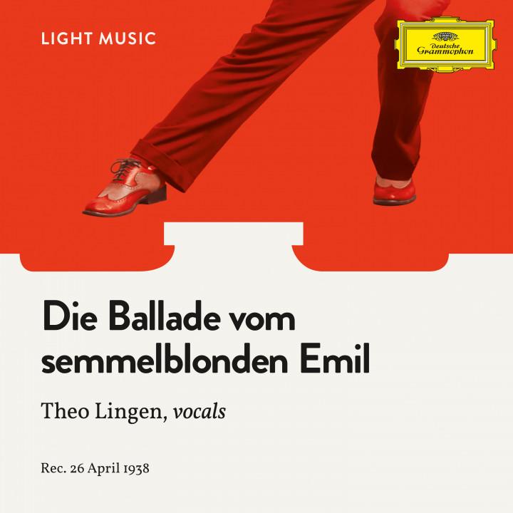 Ballade vom semmelblonden Emil