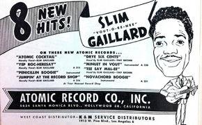 Slim Gaillard, Slim Gaillard - Sir Gaga, der Clown-Prinz des Jazz