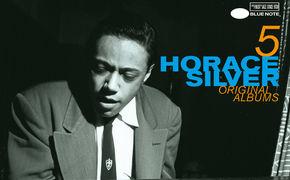 5 Original Albums, Horace Silver - Jazz-Revolutionär mit Ausdauer