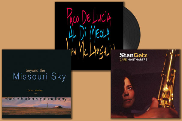 JazzEcho-Plattenteller, Von Charlie & Pat zum Gitarrentrio - drei europäische Jazzklassiker erstmals auf LP