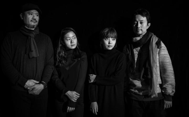 Near East Quartet - Suwuk Chung, Yulhee Kim, Soojin Sun, Sungjae Son