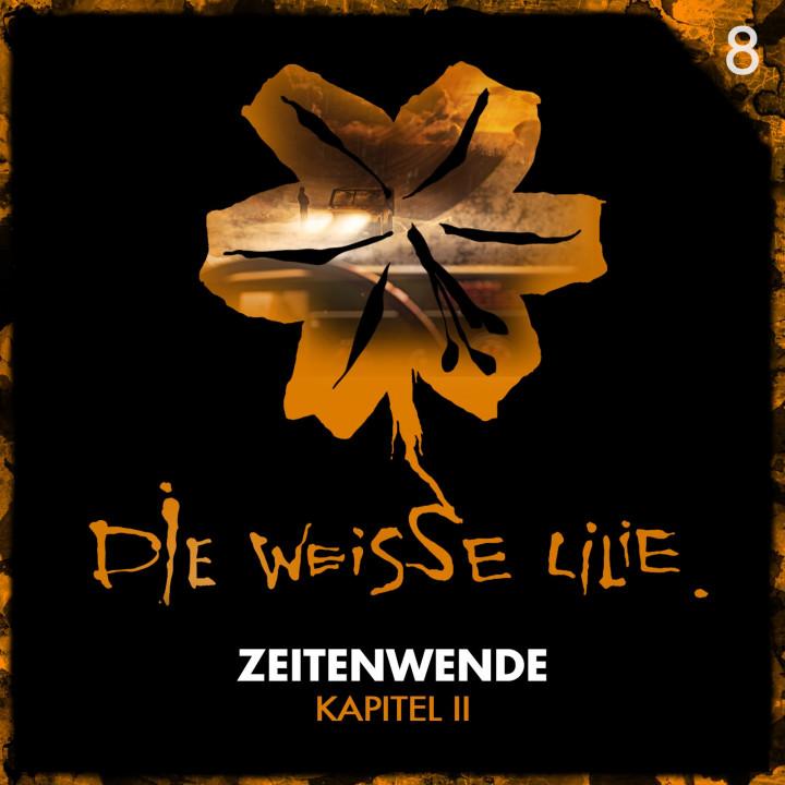 Die weisse Lilie Zeitenwende 2 Cover