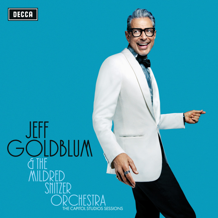 Jeff Goldblum - The Capitol Studios Sessions