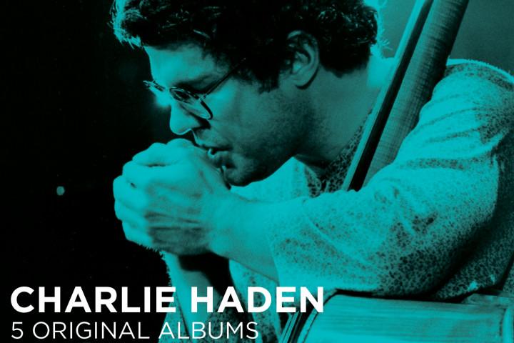 5 Original Albums - Charlie Haden