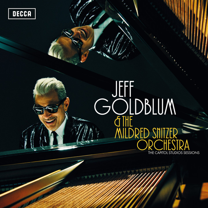 Jeff Goldblum - The Capitol Studios Sessions