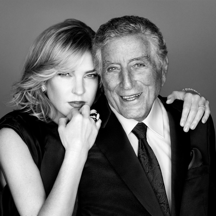 Diana Krall & Tony Bennett — Love Is Here To Stay