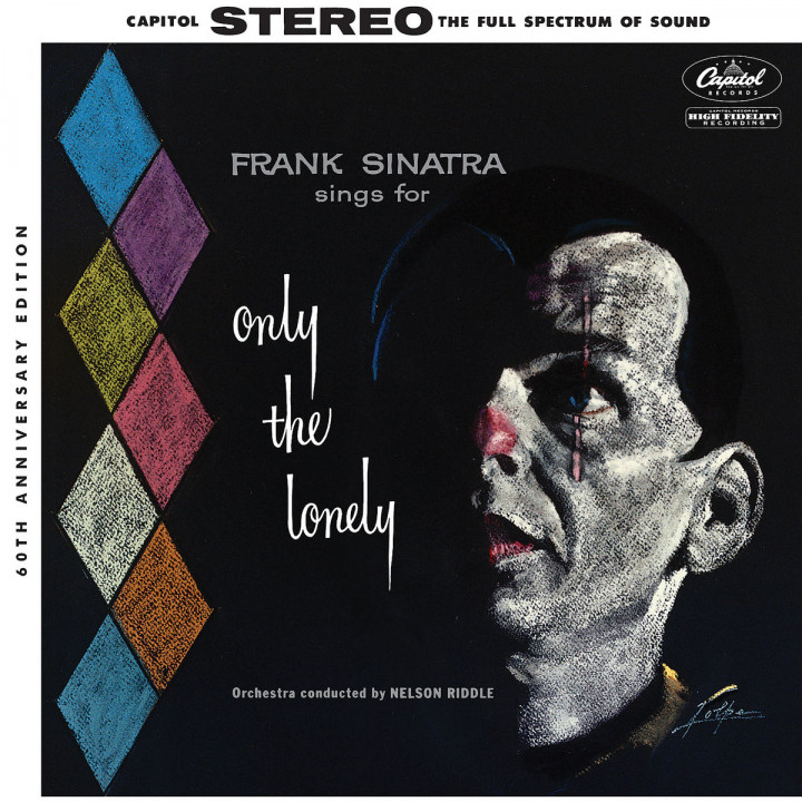 Sings For Only The Lonely (60th Anniv. Edt.) (LP)