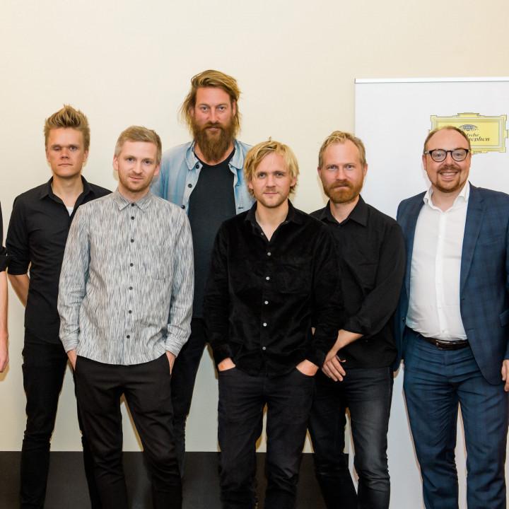 Danish String Quartet, Joep Beving, Ólafur Arnalds, Clemens Trautmann