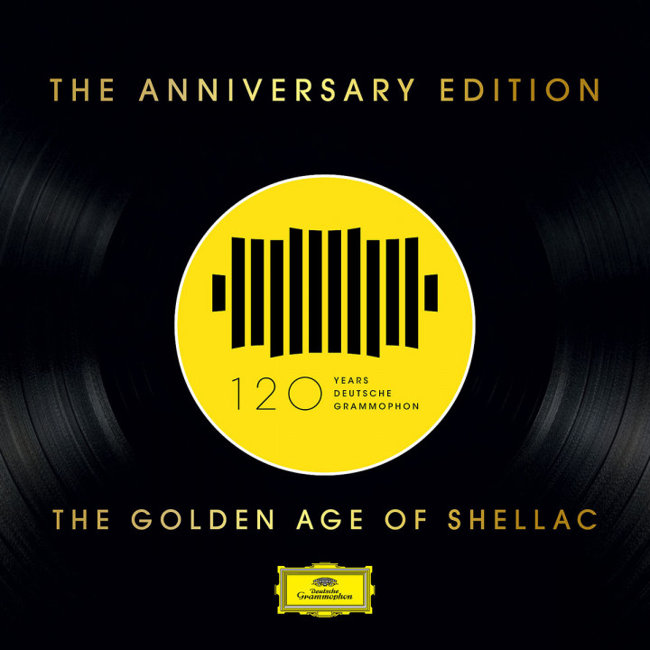 DG 120: The Anniversary Edition - The Golden Age of Shellac