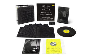 DG120, Extravagant – Karajans Beethoven-Zyklus in luxuriöser Vinyl Art-Edition