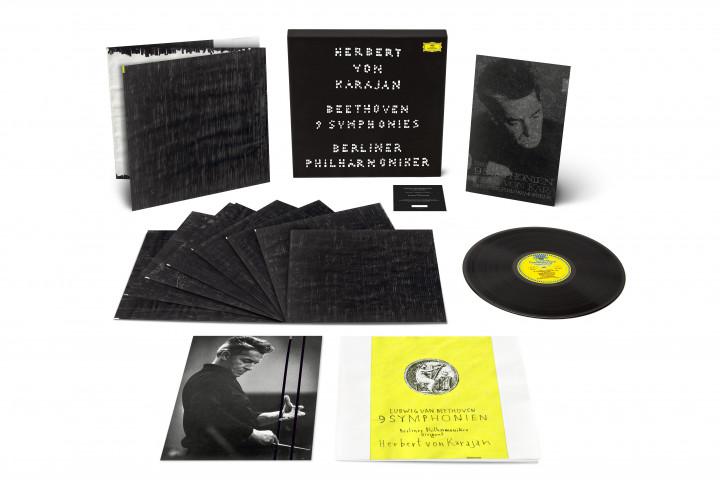 Herbert von Karajan: Beethoven Complete Symphonies
