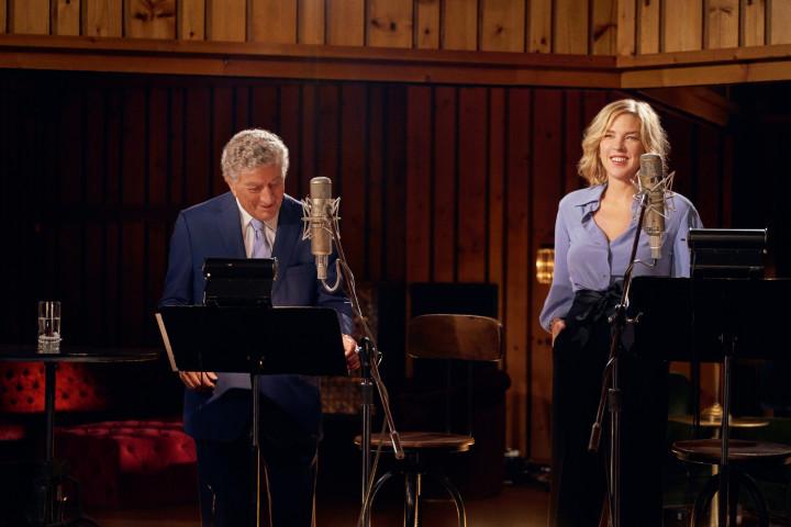 Diana Krall & Tony Bennett